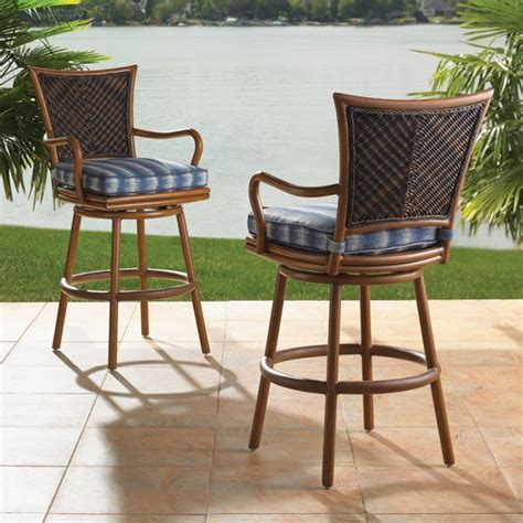 outdoor bar stools patio furniture outdoor bar stools spice up your outdoor decor