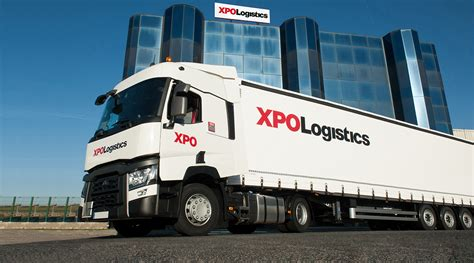 top  logistics companies xpo retains  place