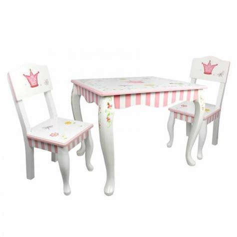 princess table and chair set princess the frog table and chair set
