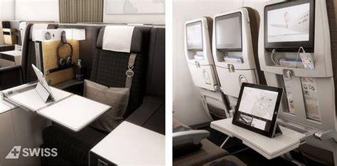 swiss siege swiss nouvelle cabine et nouvel avion vedette boeing 777