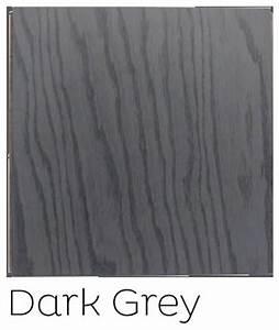 "Mirth Studio's ""Dark Grey"" Hardwood Floor Tile"