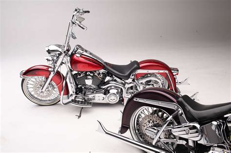 Heritage Softail & Softail Deluxe