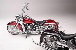 Tacho Harley Davidson Softail : heritage softail softail deluxe two harleys one painter ~ Jslefanu.com Haus und Dekorationen
