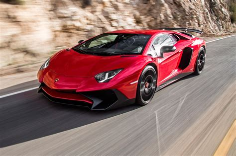 Lamborghini Aventador Reviews And Rating  Motor Trend