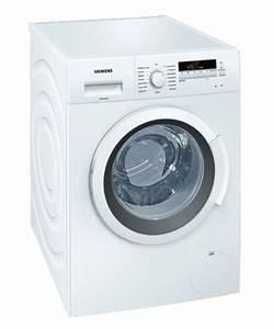 Waschmaschine Anschließen Lassen : siemens wm14k2eco waschmaschine 8 kg 1400 u min a f r nur 379 euro inkl ~ Frokenaadalensverden.com Haus und Dekorationen