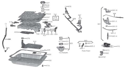Transmission Diagram Truck Forum Car