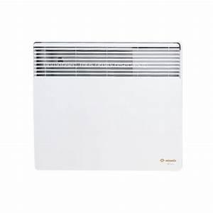 Prix Radiateur Electrique : convecteur electrique atlantic f617 chauffage electrique ~ Premium-room.com Idées de Décoration