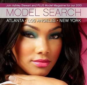 Ashley Stewart PLUS Model Magazine Model Search to the ...