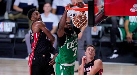 Celtics trim series deficit with Game 3 win over Heat ...