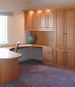 Custom Home Office Furniture