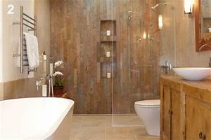 salles de bains contemporaines sans obstacle With salle de bain design contemporain