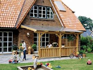 Terrassenuberdachung skanholz rimini terrassendach for Terrassenüberdachung zubehör