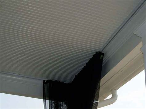 Diy Mosquito Blocking Net For Your Patio/deck Door