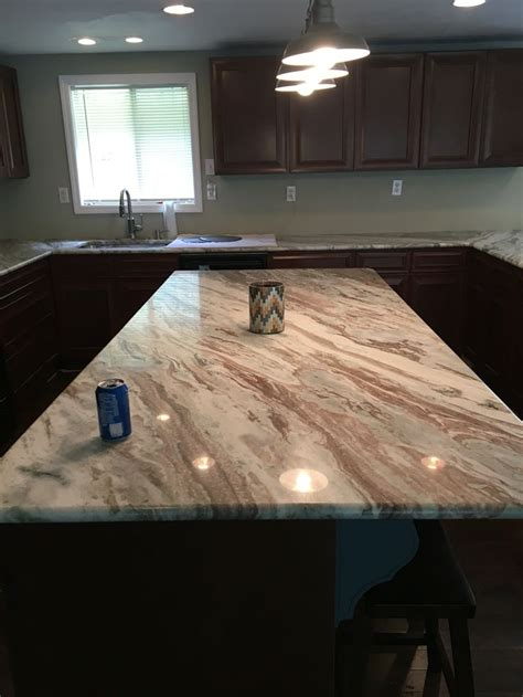 radio for kitchen cabinet 1000 ideas about brown granite on brown 4486