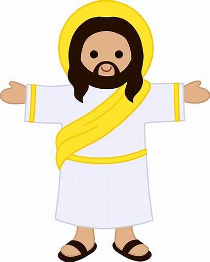 Jesus Clipart Clip Christ Clipartion
