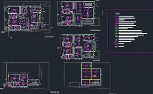 Electrical Layout Of A House In Autocad