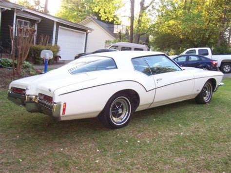 sell used 1972 buick boattail riviera 455 driver l k gs stage 1 gran sport in rome