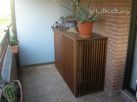 hide air conditioner how to cover your air conditioner in your balcony forum pinterest a well balconies and