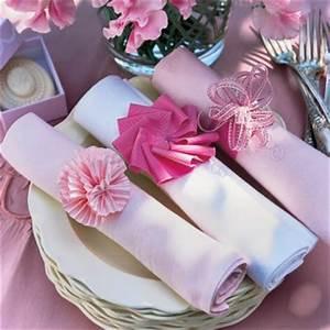 Rond De Serviette à Faire Soi Même : ronds de serviettes et serviettes art de la table ~ Nature-et-papiers.com Idées de Décoration