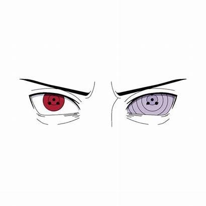 Sasuke Eyes Sticker Naruto Tank Uchiha Teepublic