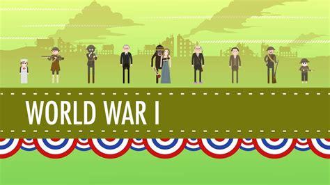 america in world war i crash course us history 30