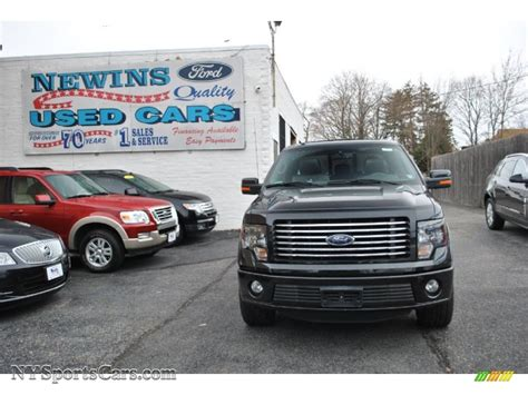 Newins Ford by 2012 Ford F150 Harley Davidson Supercrew 4x4 In Tuxedo