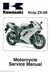 Stunning Kawasaki Ninja Zx6r 2007 Stand Out In A Crowd Wiring Diagram