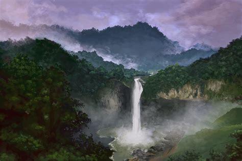 rainforest landscape wallpapers gallery