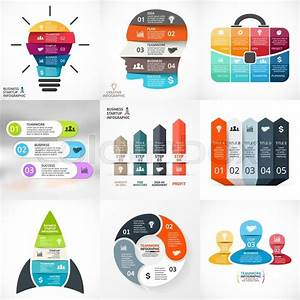 Vector Creative Arrows Infographics