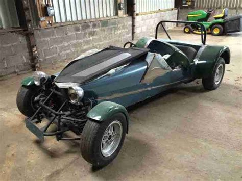 Lotus 7 Kit Car Replica Unfinished Project!. Car For Sale