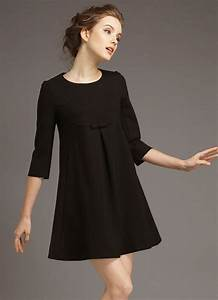 best 20 dresses online ideas on pinterest buy dresses With robe simple noir