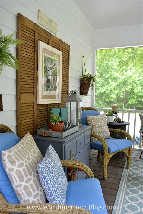 Screened In Front Porch Decorating Ideas by Best 25 Screened Porch Decorating Ideas On