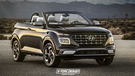 *price of $17,599 available on 2021 venue essential manual. Hopefully, Venue Cabrio Render Won't Give Hyundai Any Ideas