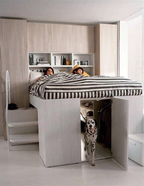 schlafzimmer ideen doppelstock cama schrank hund hundebett schlafzimmer