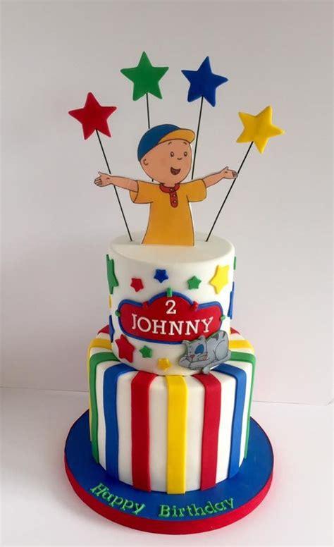 1015 Caillou Birthday Cake Caillou Birthday Cake Birthday Cake