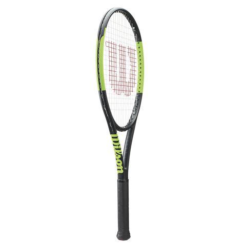 wilson blade  junior tennis racket