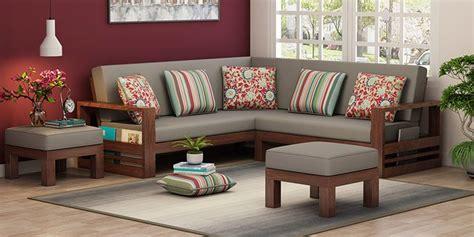 wooden settee designs l shaped sofa best l shaped corner sofa set upto