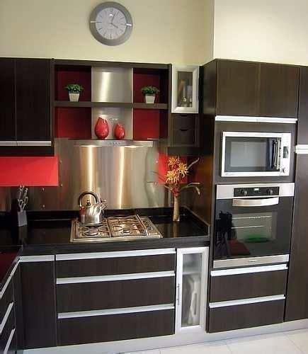 disenos  presupuestos de amoblamientos de cocina modernos