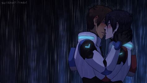 Klance In Rain Wallpaper and Background Image