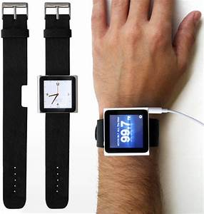 Rock Band turn iPod Nano 6 into Watch | Jorymon.com