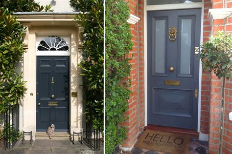 front door fashion adding kerb appeal to a cottage in front door