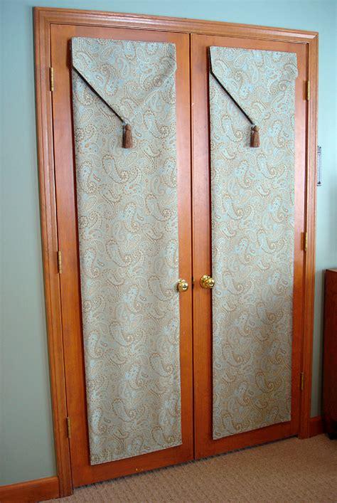 French Door Privacy » Susan's Designs