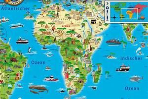 Weltkarte Kontinente Kinder : kinderweltreise kultourkonzepte ~ A.2002-acura-tl-radio.info Haus und Dekorationen