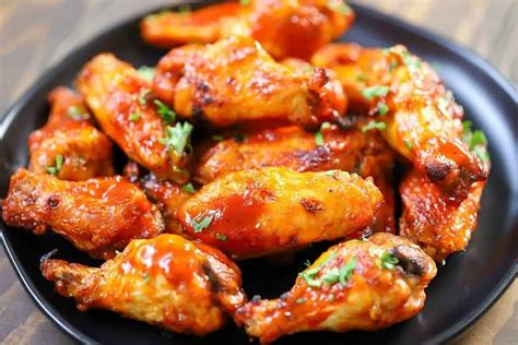 chicken air wings frozen fryer fry recipe recipes dinner wing fried cooking cook