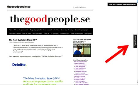 Retail Questions by Thegoodpeople Ab 187 Thegoodpeople Se Testing Retail