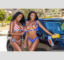 Brittany And Brandi Kelly Cybergirls Of The Month July