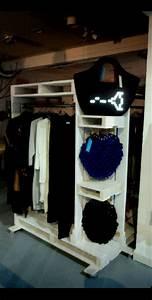 Dressing En Palette : pallet furniture for storage 99 pallets ~ Melissatoandfro.com Idées de Décoration