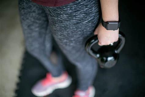 tracker fitness kettlebell