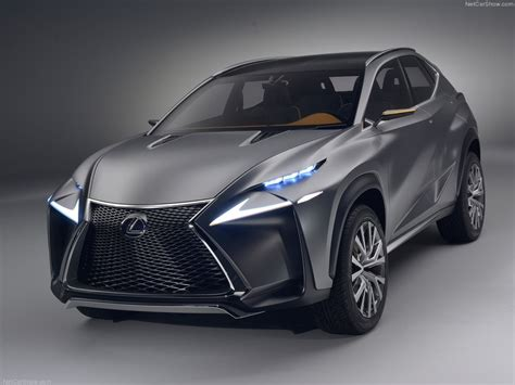 Nx Picture by Lexus Lf Nx Concept 2013 Picture 10 1024x768