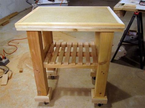 How To Build A Kitchen Cart  Howtos  Diy